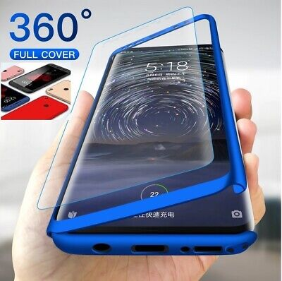 AU6.95 • Buy Shockproof 360°Slim Cover Case For Samsung Galaxy S20 S20+ Plus Ultra S8 S9 S10