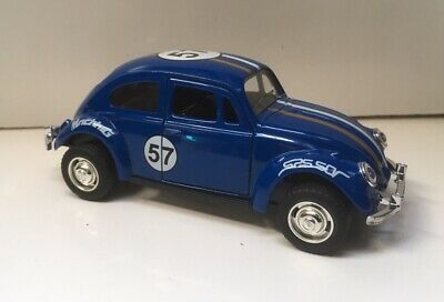 VW Beetle 5inch Model Car Diecast Gift Toy Vehicle Collection Pull Back Action • 5.99£