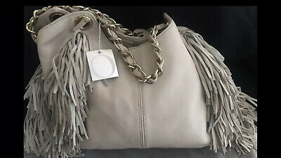 AU99 • Buy Oroton 'Serene' Stunning Rare Leather Bag BNWT RRP $795
