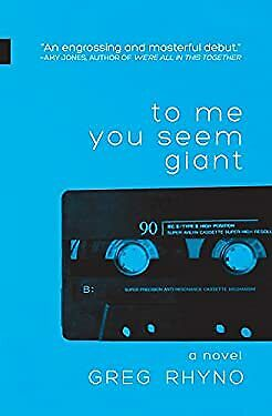 £9.64 • Buy To Me You Seem Giant Paperback