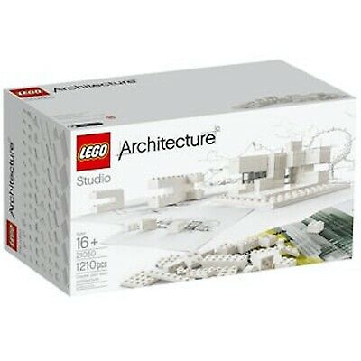 £399.67 • Buy Lego Architecture Studio, 21050, With The Visual Guide Book, Free Uk Delivery