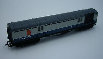 Hornby R416 Royal Mail BR Operating Parcel Coach No M80328 OO Gauge • 20.95£