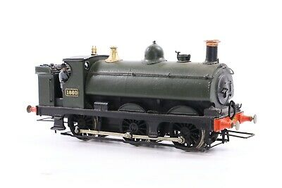 Kit Built OO Gauge 0-6-0T '1860' • 125£