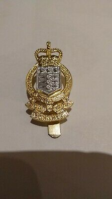 Royal Army Ordnance Corps Cap Badge • 4£