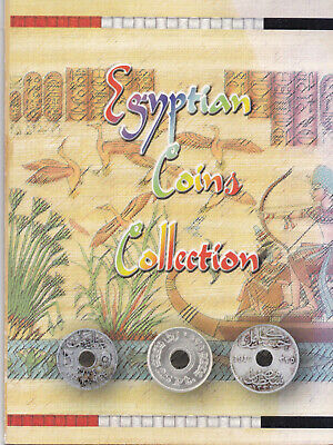 £25.79 • Buy 14 Pcs Collection Circulated Coins Egyptian Egypt