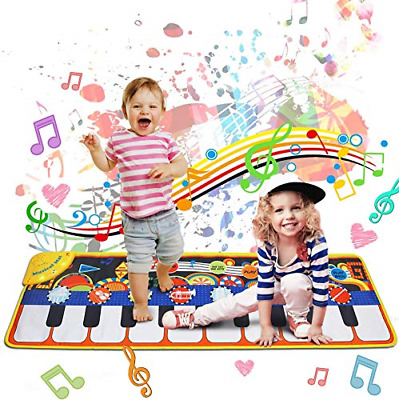 AOLUXLM Toys For 2+ Year Old Toddlers, Piano Mat Gift For Boys Girls Age 1+, ... • 15.82£