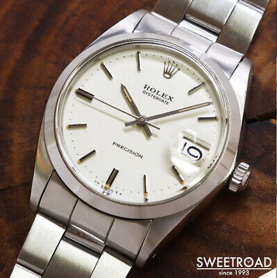$ CDN4982.83 • Buy Rolex Oyster Date Ref.6694 Vintage Cal.1225 Manual Winding Mens Watch Authentic