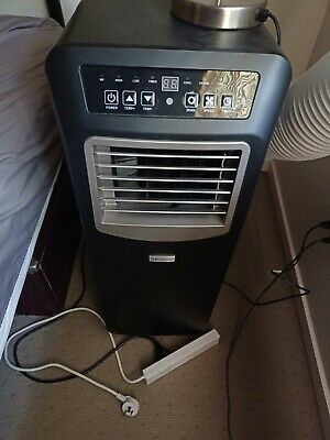 AU150 • Buy Near New Portable Air Conditioner 4.1 Kwh With Manual And Remote