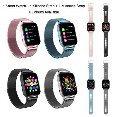 View Details Smart Band Watch Men Women Fitness Tracker For Android Samsung Huawei IOS IPhone • 35.63£