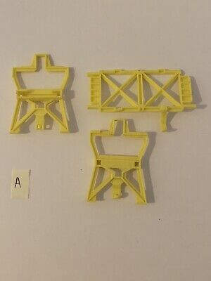 $ CDN14.99 • Buy Vintage GI Joe Adventure Team Headquarters Parts  3 Piece Hanging Bench! Lot A