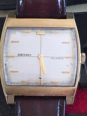 $ CDN250 • Buy Seiko Men's Wrist Watch, 23 Jewels - Circa 1960
