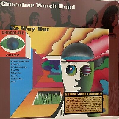 £54.08 • Buy Chocolate Watch Band - No Way Out(Vinyl0, Sundazed