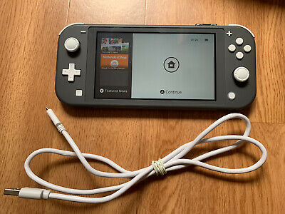 AU237.39 • Buy Nintendo Switch Lite 32GB Console - Gray