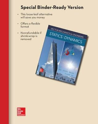Vector Mechanics For Engineers Statics And Dynamics Loose Leaf Beer • 28.62£
