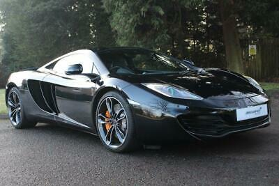 2013 McLaren MP4-12C V8 Semi Auto Coupe Petrol Automatic • 79,850£