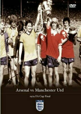 1979 FA Cup Final - Arsenal V Manchester United - DVD  - Sealed NEW  • 17.99£