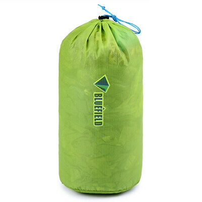 AU9.96 • Buy Ultra Light Drawstring Bag Nylon Water Repellent Bag Tent Peg Pouch Outdoor X5Y6