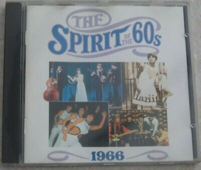 '1966 - The Spirit Of The 60s' CD Time Life Music  • 4.99£