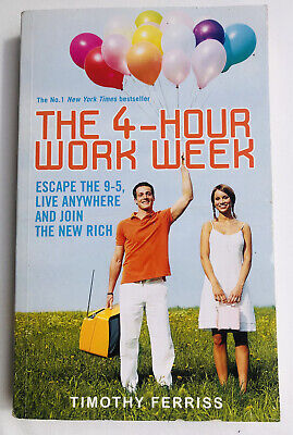 AU20.50 • Buy The 4 Hour Work Week Escape The 9-5 Live Anywhere By Timothy Tim Ferriss