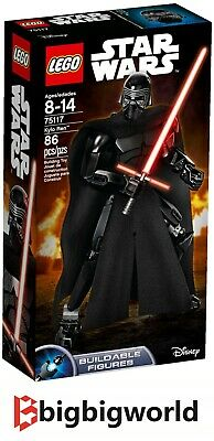 AU59.99 • Buy LEGO 75117 Star Wars Kylo Ren BRAND NEW SEALED BOX | MELBOURNE STOCK