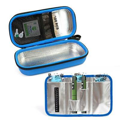 £8.11 • Buy Travel Medicine Diabetic Insulin Cooling Pouch Cooler Ice Pack Storage Bag FI