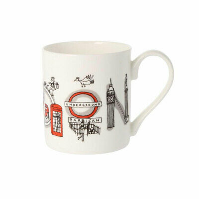 Tyrell Katz China London Icons Mug 300ml • 10.99£