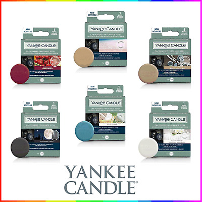 Yankee Candles Car Powered Fragrance Diffuser Refill Last Free UK Postage !!!!  • 10.36£