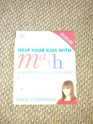 Children's Maths With Carol Vorderman Ages 10-16 RRP £14.99 New Paperback Book  • 4.25£