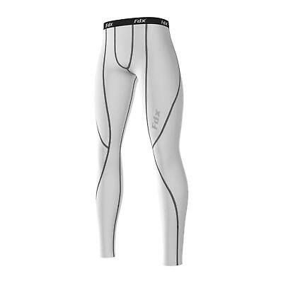 FDX Mens Compression Base Layer Long Pants Legging Running Skin Fit Under Armour • 12.50£