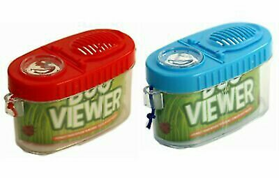 £5.49 • Buy Kids Bug Insect Keeper & Viewer Magnifier Tweezers Set Educational Outdoors Toy