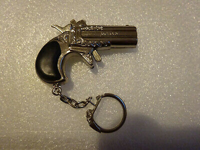 Vintage Victory Derringer Die Cast Miniature Single Shot Toy Cap Gun Keyring  • 9.99£