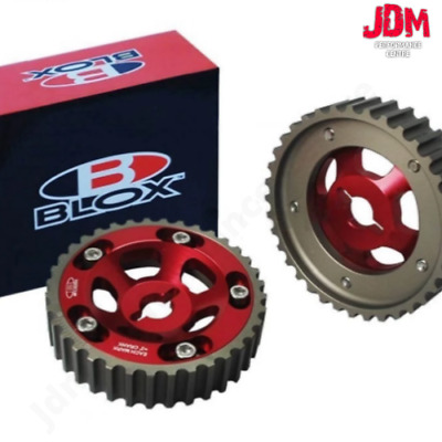 AU113.62 • Buy Blox Adjustable Vernier Cam Pulley Kit For Toyota Corolla AE86 4AGE Celica 83-89
