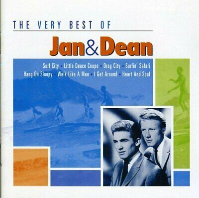 £9.98 • Buy The Very Best Of Jan And Dean [Audio CD] Jan & Dean New Sealed