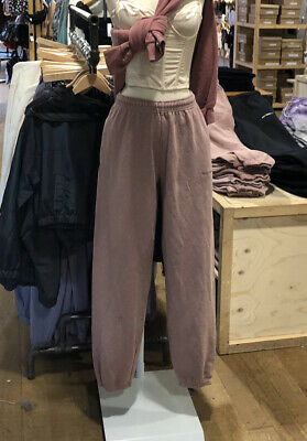 Iets Frans Pink Marl Joggers ~ Size Small ~ Urban Outfitters • 34£