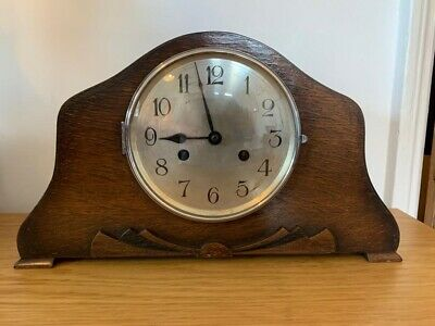 Antique Haller German Striking/Chiming Clock Fully Working And Renovated • 95£