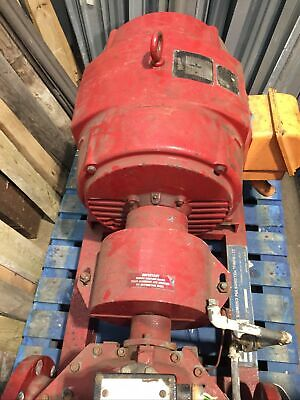 Large Commercial SPP Electric Fire Pump  150HP • 2,000£