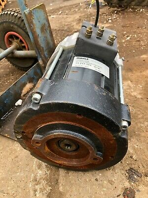 Mahle 3 Phase Electric Motor 14 Kw Dc 48v (207) • 500£