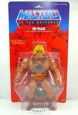 $325 • Buy MOTU, Giant He-Man, Figure, Masters Of The Universe, MOC, 12 , Sealed, Carded