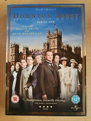 Downtown Abbey - Series 1 - Region 2, 4 & 5 - DVD New Sealed • 10.88£