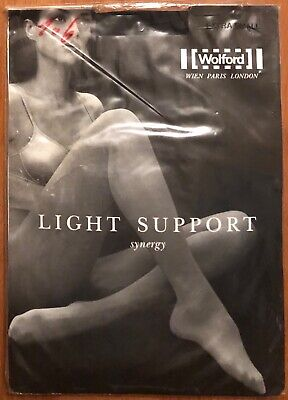 Wolford Synergy 20 Light Support Tights Pantyhose Bottle XSmall  • 7.99£