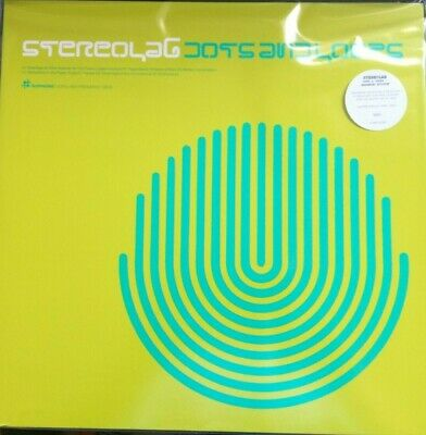 STEREOLAB ~ DOTS AND LOOPS ~ Limited Expanded/Remastered ~ 3x CLEAR Vinyl LP    • 36.99£