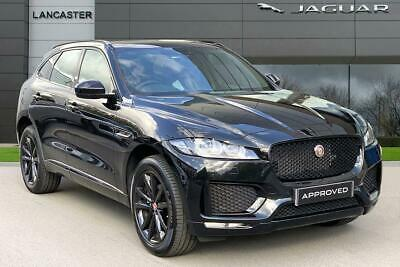 2020 Jaguar F-Pace CHEQUERED FLAG AWD Auto Estate Diesel Automatic • 37,990£