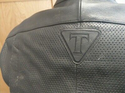 Triumph Triple Collection  Ladies Jacket & Trousers Perforated Leather • 100£