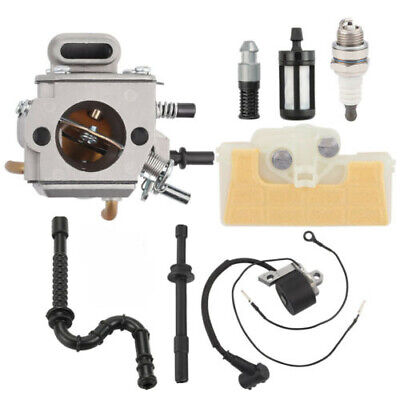 $35.90 • Buy Carburetor Carb Coil Air For STIHL MS440 MS460 044 046 1128 120 0625 Chainsaw