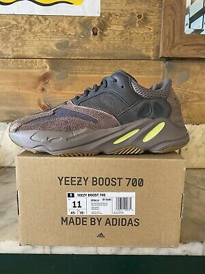 $ CDN456.19 • Buy Adidas Yeezy Boost 700 Muave Size 11 Wave Runner Vnd