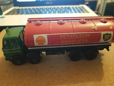 Corgi Leyland Elliptical Tanker Shell And BP. • 15.99£