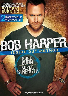 Bob Harper: Inside Out Method--Pure Burn, Super Strength • 29.29£