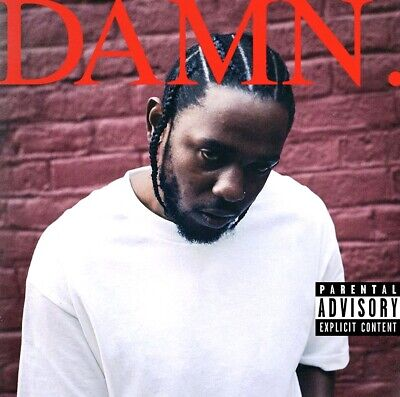 AU13.90 • Buy KENDRICK LAMAR - Damn CD - NEW - Hip Hop Brand New Sealed