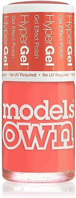 Models Own Nail HyperGel Varnish Paint Polish Hyper Gel Coral Glaze SG008 • 2.50£