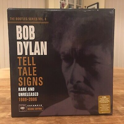 Bob Dylan The Bootleg Series Volume 8 Tell Tale Signs Deluxe Expanded Edition • 300£